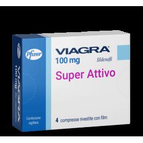 VIAGRA SUPER ACTIVE 100MG